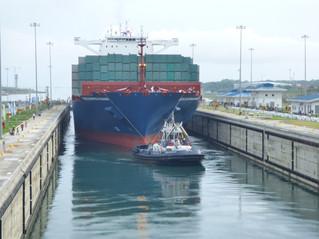 Formamos parte de la Inauguración de la Ampliación del Canal.
