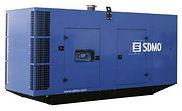 Planta eléctrica SDMOde 75KVA, Reconectables en diferentes voltajes, Motor diesel.