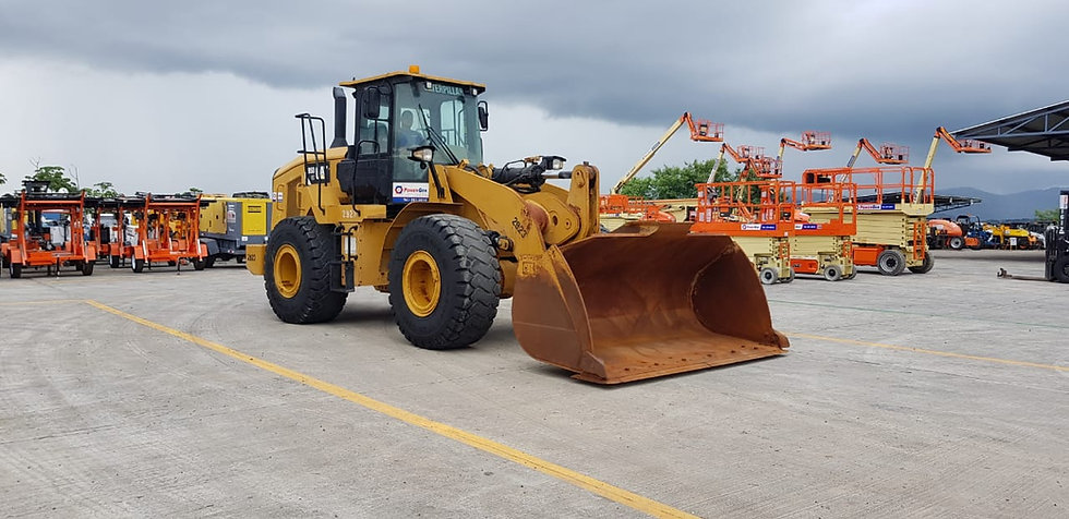 CATERPILLAR, 950GC (CARGADOR FRONTAL 3.2 M³)