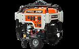 Planta eléctricaGENERAC de10 KW/KVA, Monofásica, Motor gasolina.