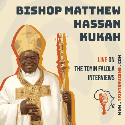 A Conversation with Bishop Matthew Hassan Kukah