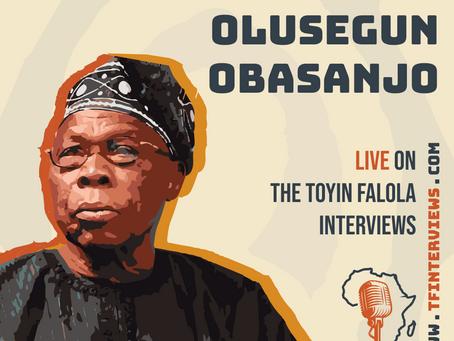 A Conversation with President Olusegun Obasanjo
