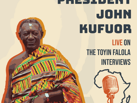 A Conversation with President John Kufuor