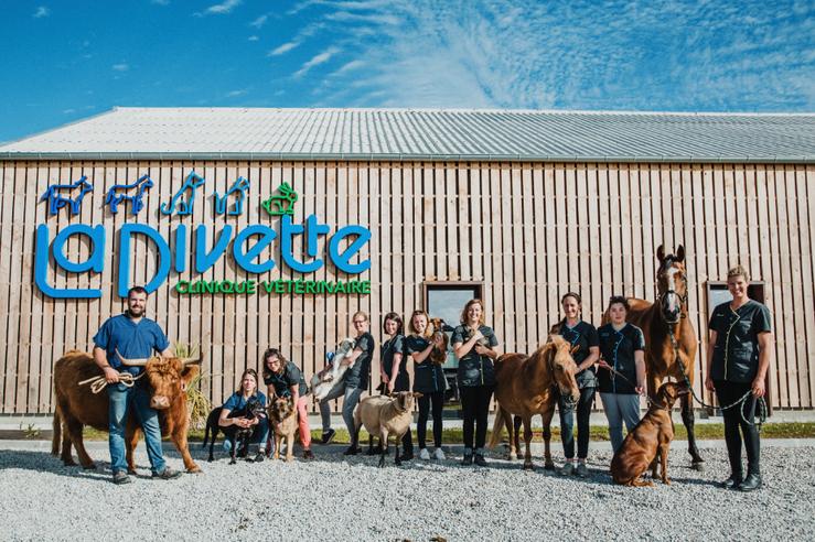 Clinique Vétérinaire proche de Cherbourg
