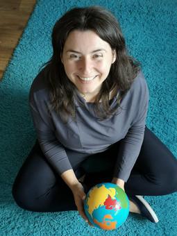 Aleksandra Borońska, nauczycielka wspomagająca