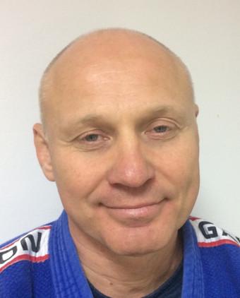 Andrzej Jasiński - trener judo