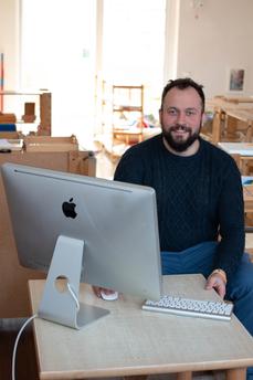 Michał Gudalewicz, nauczyciel informatyki kl. I-VI