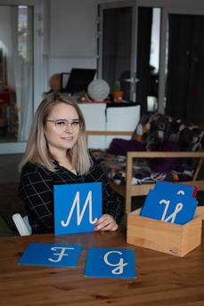 Monika Kolenda, nauczycielka kl. I-III, wychowawca