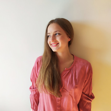 Katarzyna Ustowska – nauczycielka tańca (Dance in Cosmic Education)