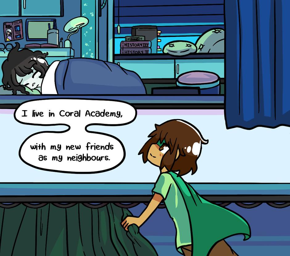 Seasick Comic