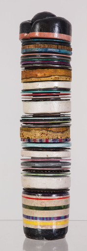 Couple stack, Female