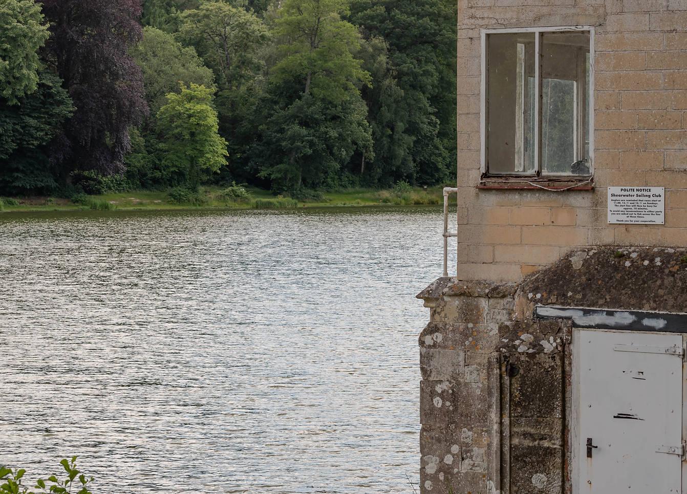 Shearwater Lake - Boathouse