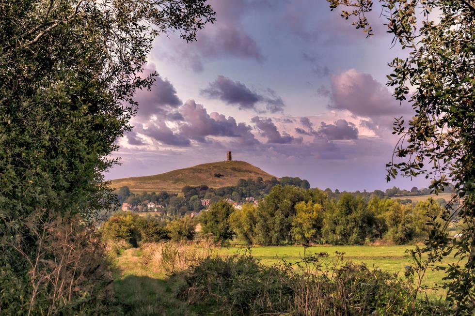 Glastonbury Tor Hill Heaven
