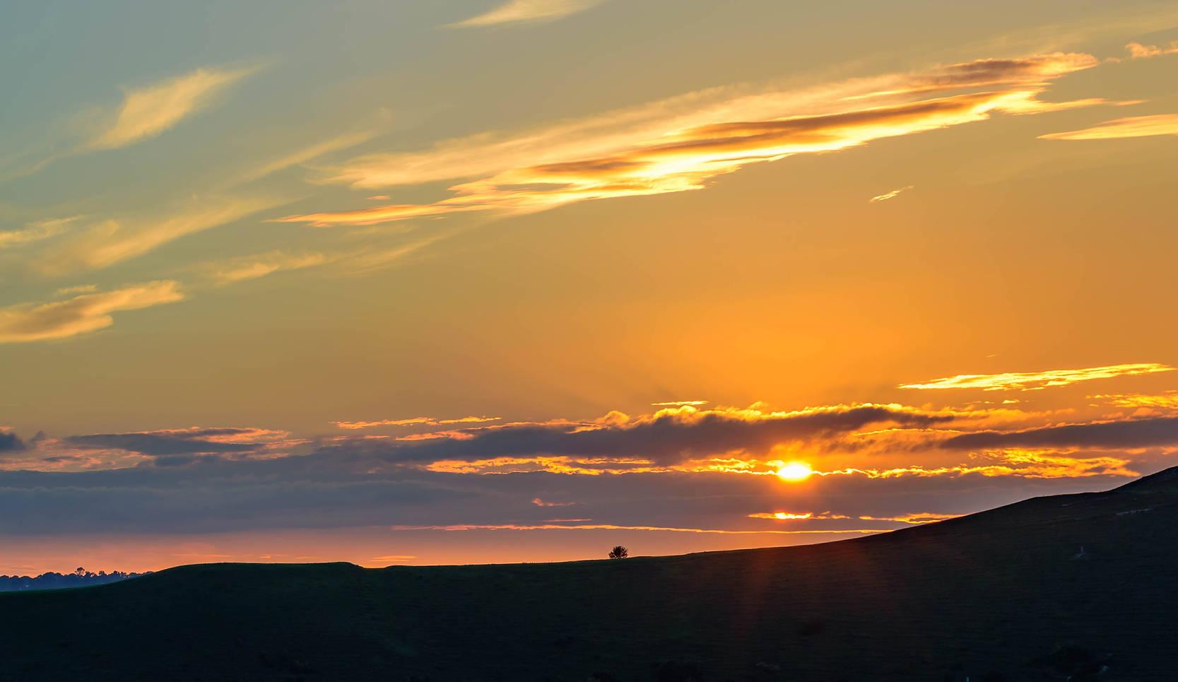 HD Sunset Modified