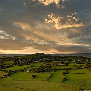 Glastonbury Landscapes UK