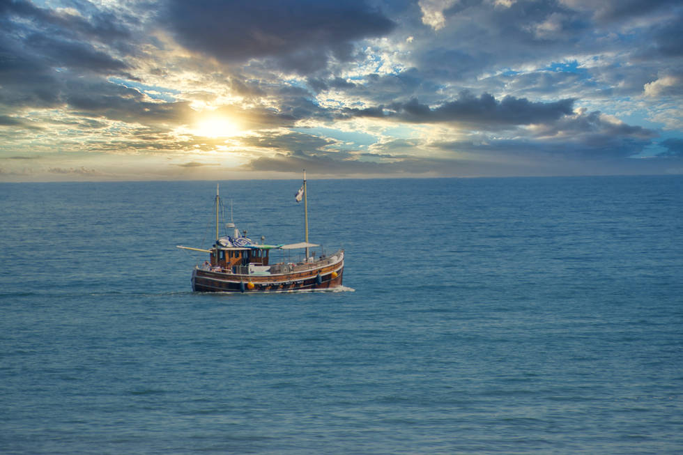 Pentewen Bay Crossing