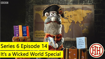 Horrible Histories Series 6 Episode 14-I
