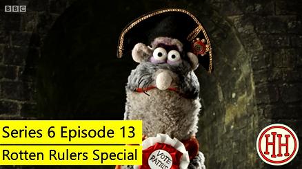 Horrible Histories Series 6 Episode 13-R