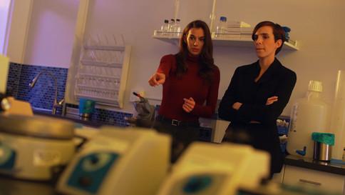 Marikah Cunningham And Carole Weyers in Agent Revelation