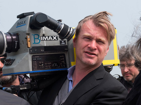 Christopher Nolan will save theaters with Tenet