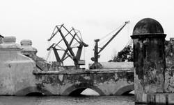 Old & New / San Juan de Ulua