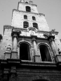 Iglesia en Habana vieja