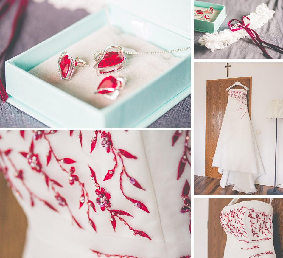 Brautvorbereitung - Details