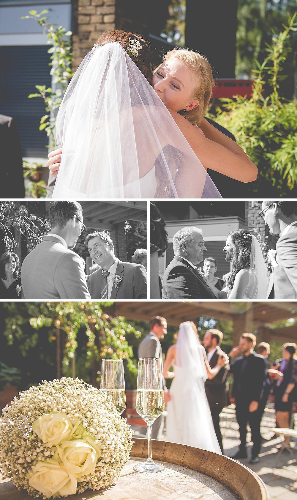 emotionale Momentaufnahmen - Hochzeitsreportage