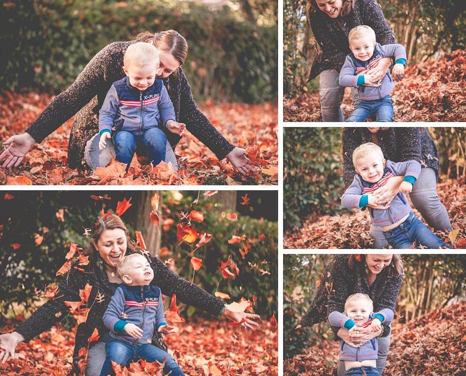 Mama-Kind-Fotos im Herbst / Köln & Umgebung