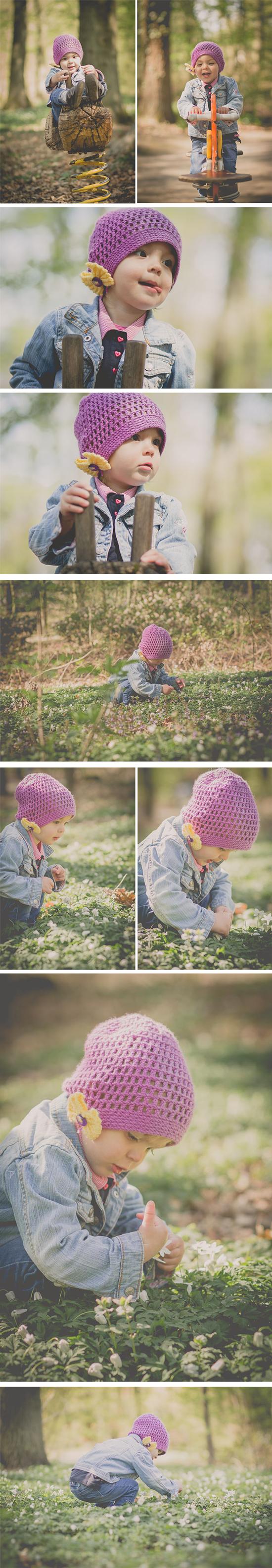 Kinderfotografie outdoor