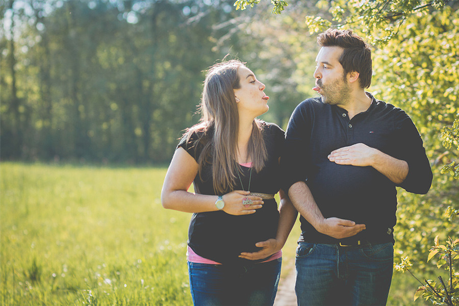 Paarshooting / Schwangerschaft