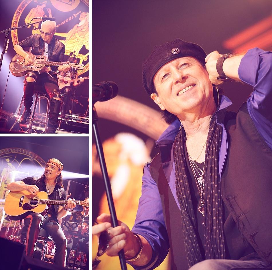 Scorpions 2014 - MTV unplugged Tour - Köln