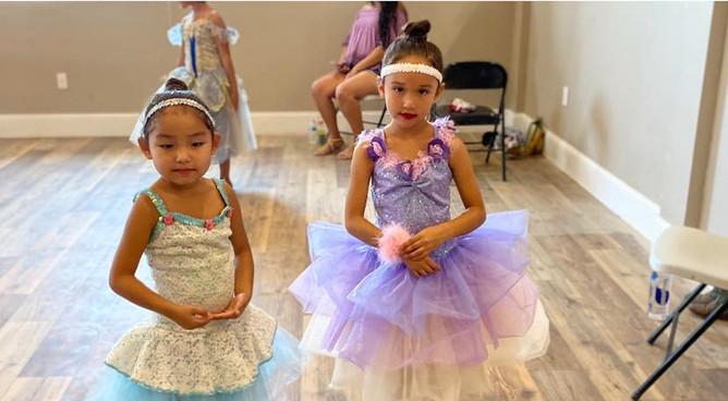 FFN Princess Ballet