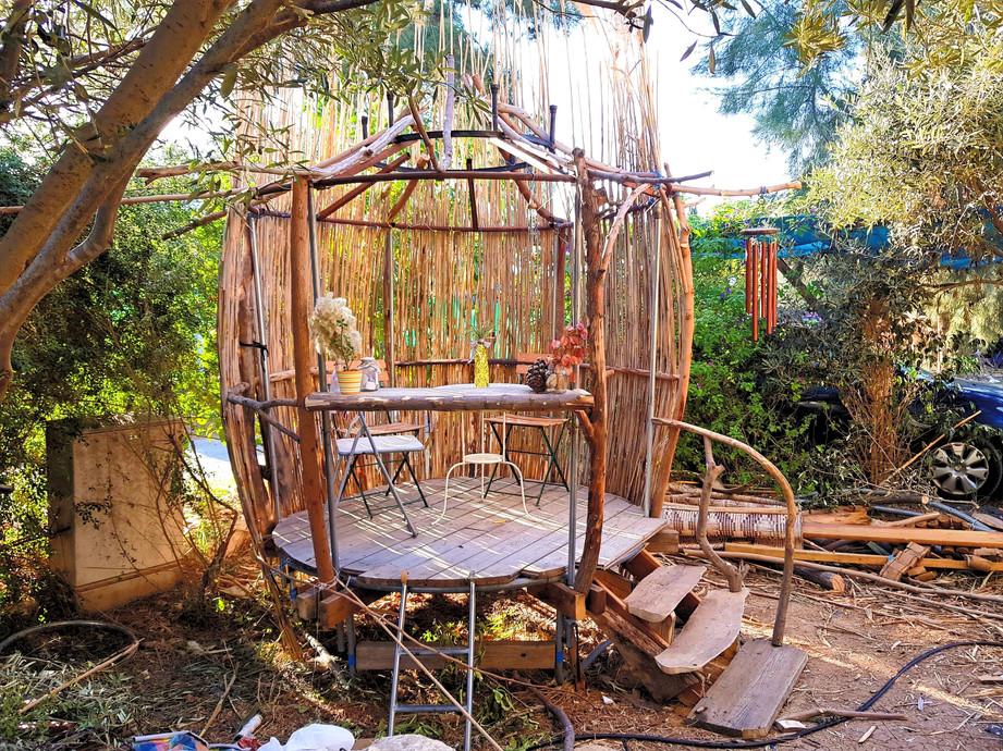 Trampolina as Secret House