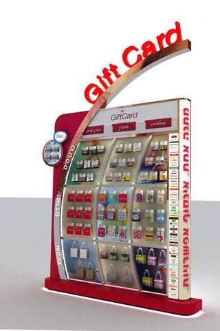 נקודת מכירה Gift Card