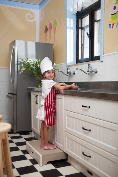 חלל חוויתי לילדים - סדנת בישול