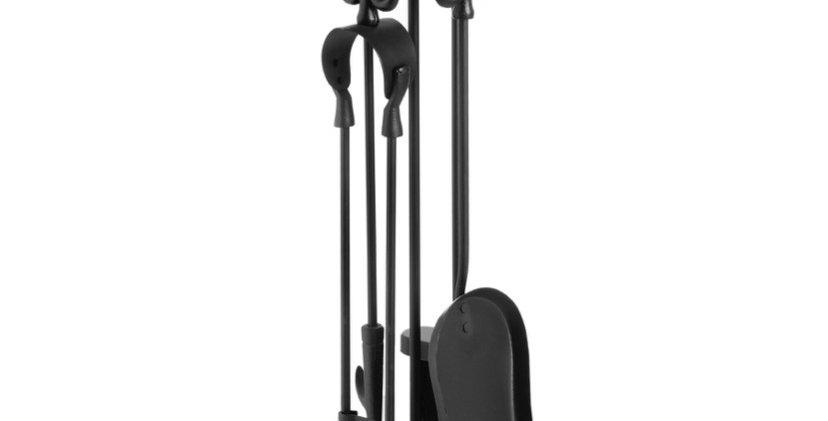 Black Tudor Loop Companion Set