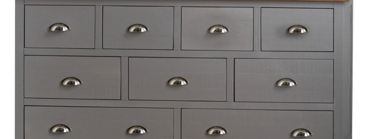 The Byland Collection 9 Drawer Chest