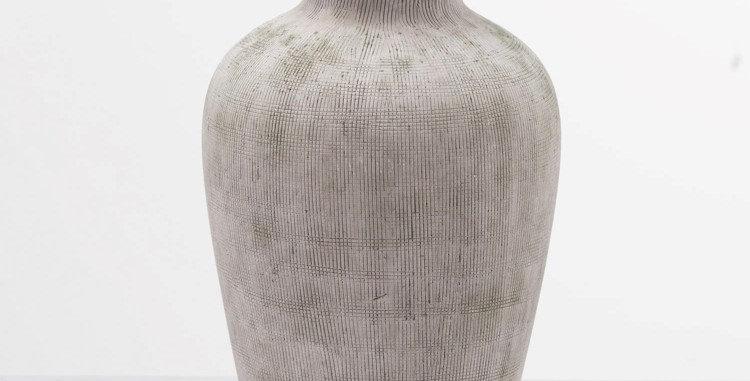 Bloomville Chours Stone Vase