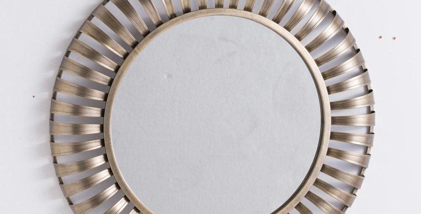 Kensington Large Gold Mirror