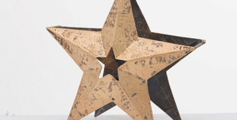 Large Star Tea Light Holder