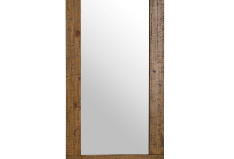 The Deanery Collection Vertical Plank Mirror
