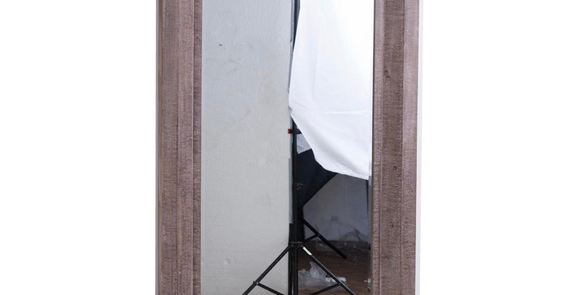 The Wharfedale Reclaimed Wooden Grand Mirror