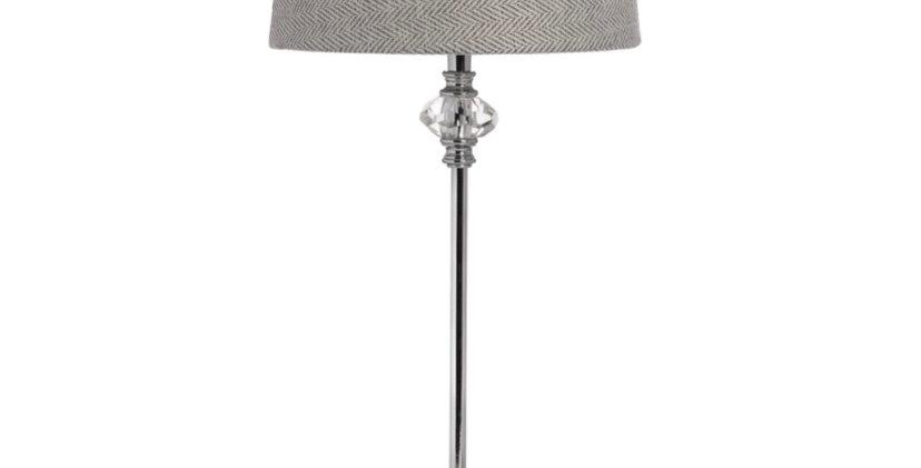 Florence Chrome Table Lamp