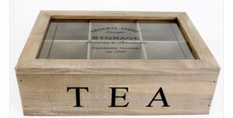 General Store Tea Box