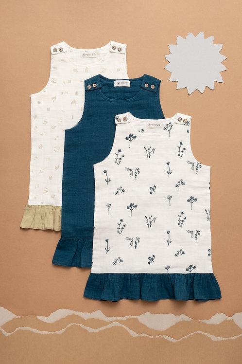 Muslin Jumper dress