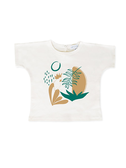 Printed T-shirt JACO