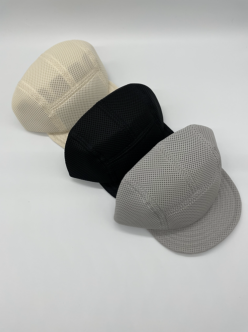 double russell mesh jetcap