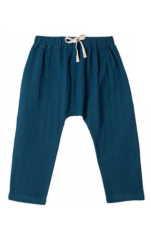 Muslin baggy pants