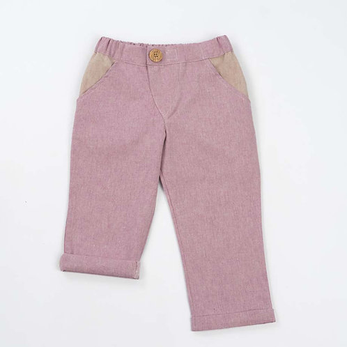 Pants Rose&Sand